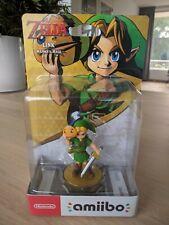 Link Majora's Mask Amiibo The Legend of Zelda MIB NEW