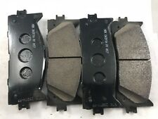 Toyota OEM 2010-2016 Camry Front Disc Brake Pads Set 04465-07010 Factory