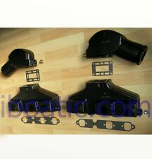 Kit collecteur & coude échappement VOLVO PENTA 4,3L V6 AQ 175 +