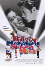 BILLY'S HOLLYWOOD SCREEN KISS Movie POSTER 27x40 Sean P. Hayes Brad Rowe Richard