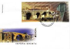 Republic of North Macedonia/2012/FDC/Europa/Visiting