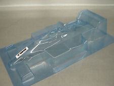 F1 TYPE BODY 1/12 SCALE VINTAGE RC12L RC-12 also fits traxxas 1/16 rally chassis