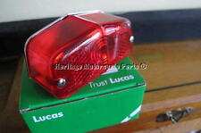 genuine LUCAS 564 rear LIGHT brake light stop 'n tail BSA C15 TRIUMPH Norton etc