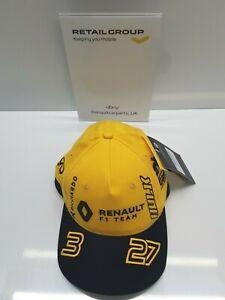 Genuine Renault F1 Sport Kids Cap 7711942514