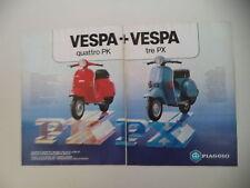 advertising Pubblicità 1983 VESPA PK e PX 50/125
