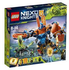 LEGO Nexo Knights Tech Wizard Showdown 72004 Minifigures Blocks Kids Toys