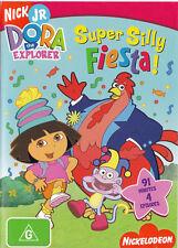 DORA the EXPLORER Super Silly Fiesta! DVD R4 PAL