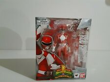 Mighty Morphin Power Rangers S.H.Figuarts Red Ranger action figure MMPR New