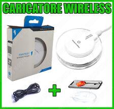 Caricatore Wireless per iPhone X 11 12 Samsung S9 S10 S20 Caricabatterie QI Base