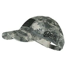 Voodoo Tactical 20-935375000 Adjustable USA Flag Ball Cap Hat Army Camo Digital