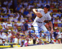 RON GUIDRY SIGNED AUTOGRAPHED 8x10 PHOTO NEW YORK YANKEES LEGEND BECKETT BAS