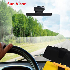 Car Shade Sun Visor Shield Extension Extend Driving Window Sunscreen Anti-Glare