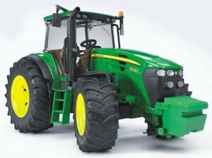 BRUDER Tracteur John Deere 7930 Half jeu agricole Homme Bimbo Jouer Bébé 854