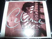 Celine Dion The Power Of Love Australian CD Single