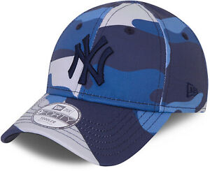 Ny Yankees New Era 940 Bébé Marine Camouflage Paquet Casquette (2-4 Ans)