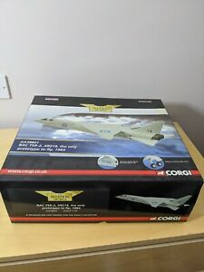 Corgi Aviation Archive AA38601 1:72 BAC TSR-2, XR219, LIMITED EDITION no.2297