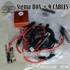 Sigma Box MTK, Qualcomm, Broadcom, Hi-Silicon CPU Phone Unlocker Repair Flash