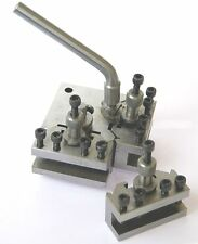 4pc Quick Change Toolpost to Suit Myford Ml7 Lathe From Chronos