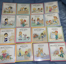 Lot Of 16 Joy Berry Help Me Be Good Children's Books