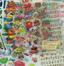 6Pcs Girl In Love Manga Anime Stickers Kawaii Planner Scrapbooking Set Stic C2W4