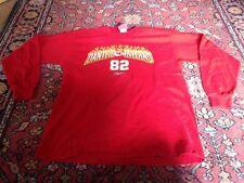 Kansas City Chiefs Long Sleeve Shirt Men's Medium Dante's Inferno Reebok