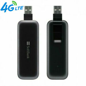 Unlocked Softbank ZTE 403ZT LTE 4G USB Modem Mobile WiFi Stick FDD 165Mbp SIM