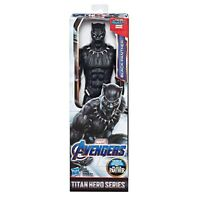 Marvel Avengers: Infinity War Titan Hero Series Black Panther 12-Inch Action Fig