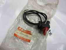 Suzuki SP250 SP500 DR100  nos kill switch     37830-38200