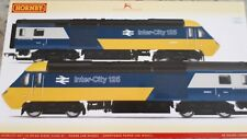 Hornby R3138 BR InterCity HST 125 Class 43 Blue Grey Western Region OO Gauge