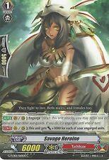 Cardfight Vanguard Card: Savage Heroine - G-Tcb01/060En C