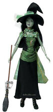"Wizard Of Oz Madame Alexander Doll STEAMPUNK 16"" Wicked Witch West L/Ed NEW NRFB"
