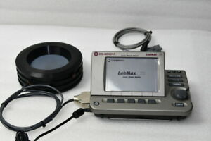 COHERENT Laser Power Meter  LABMAX TO 1104619& PM1KX-100 Sensor+Cable