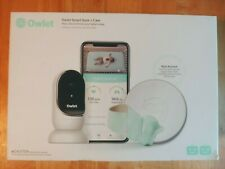 New listing New Owlet Smart Sock 2 + Cam Baby Video Monitor Bundle Heart Rate Oxygen