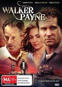 Walker Payne (DVD, 2008)*R4*Jason Patric*Terrific Condition*