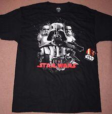 Disney Star Wars Darth Vader T-Shirt Sized Adult Large New