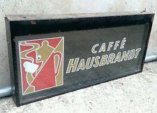INSEGNA LUMINOSA DA BAR ANNI '70 - HAUSBRANDT CAFFE