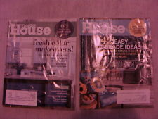 Vintage lot of 2 This Old House magazine September, 2013 and June 2014