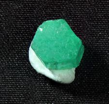 3.2 ct Ethiopian Emerald Terminated Crystal from Kenticha Mine, Oromia, Ethiopia