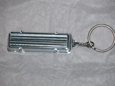 Buick Grand National Polished Aluminum Valve Cover Keychain