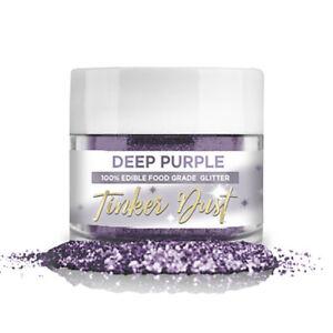 Bakell® Deep Purple Tinker Dust® 5g Edible Glitter