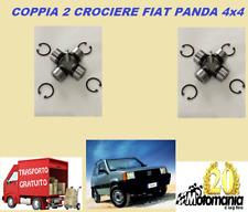 OE4606993 CROCIERA ALBERO DI TRASMISSIONE KIT 2 PEZZI FIAT PANDA 4X4 DAL 1986>