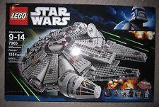 Lego Star Wars 7965 Millennium Falcon SEALED New in Box MISB
