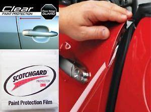 3M Paint Protector Film Edge Scratch Trim Scotchgard 4 Doors