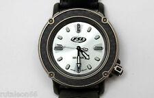 FOSSIL LE Pro watch FL-1101B titanium & carbon men's quartz watch. New Old Stock