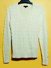 Tommy Hilfiger cable Knit Cotton Sweater