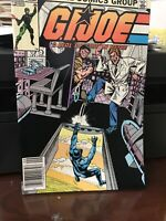 G.I. Joe 15 . VF/NM - UNREAD...HIGH GRADE..