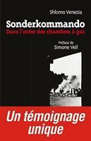 Sonderkommando Dans l'enfer des chambres à gaz  Shlomo Venezia  TBE