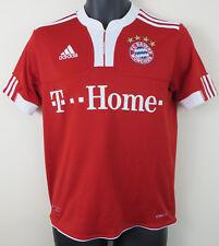 Adidas Bayern Munich Ribery 2009-10 Camiseta De Fútbol Jersey Niños Niños Yth 13-14 L