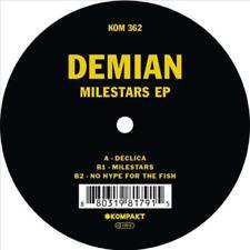 DEMIAN (HOUSE/TECHNO) MILESTARS [EP] NEW VINYL