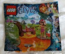 ~ LEGO 30259 ELVES AZARI'S MAGIC FIRE POLYBAG UNOPENED NEW BNIP ~